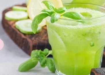 احلي طريقة عمل عصير الليمون بالنعناع